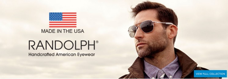 RANDOLPH SUN WEAR - Made in the USA